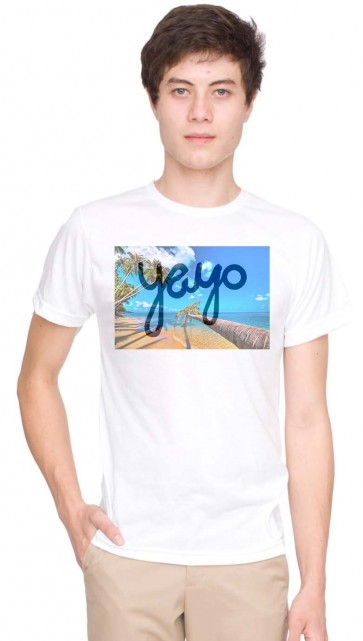Yayo Guys Beach T-Shirt