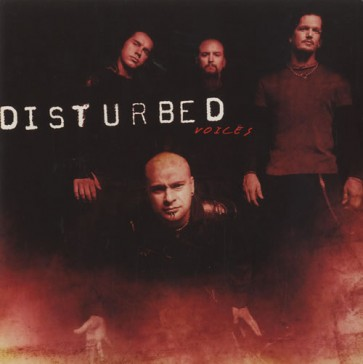"Disturbed - Voices 7"" Vinyl"