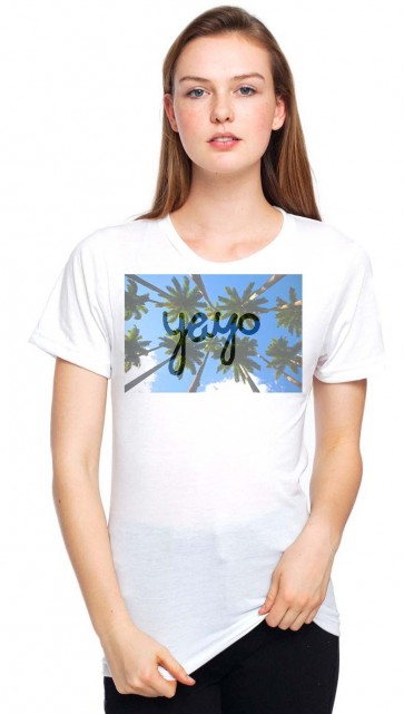 Yayo Girls Sky T-Shirt