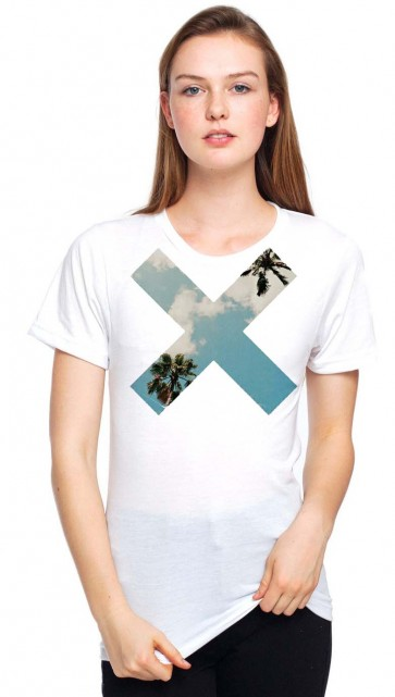 Yayo Girls Sky Cross T-Shirt