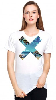 Yayo Girls Beach Cross T-Shirt