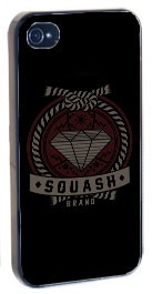 Squash Diamond iPhone Case